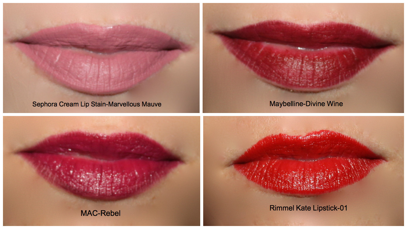 Six Autumn Lip Picks Beauty By Aisha